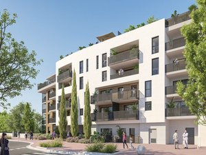 Le Patio Du Roy - immobilier neuf Gardanne