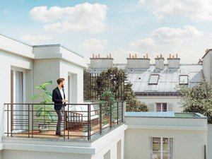 42e Avenue - immobilier neuf Paris