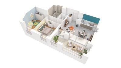 Ekla - immobilier neuf Caluire-et-cuire