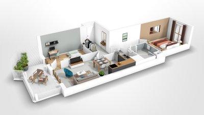 Onirik - immobilier neuf Annemasse