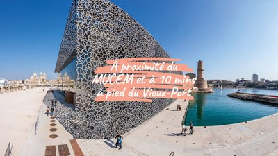 La Transat - immobilier neuf Marseille
