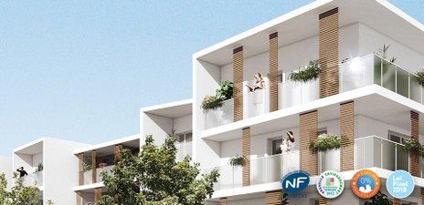 Harmonia Verde - immobilier neuf Montpellier