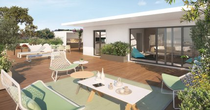 Sky Lodge - immobilier neuf Montpellier