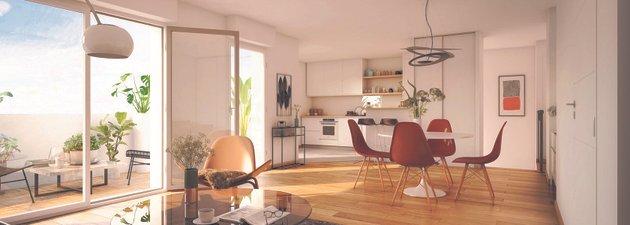 Murmures - immobilier neuf Suresnes