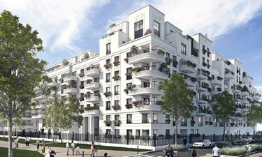 The One - immobilier neuf Saint-ouen