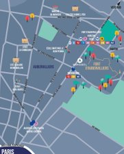 Fort D'aubervilliers - immobilier neuf Aubervilliers