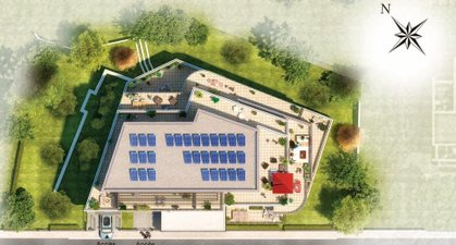 Villa Emma - immobilier neuf Montpellier