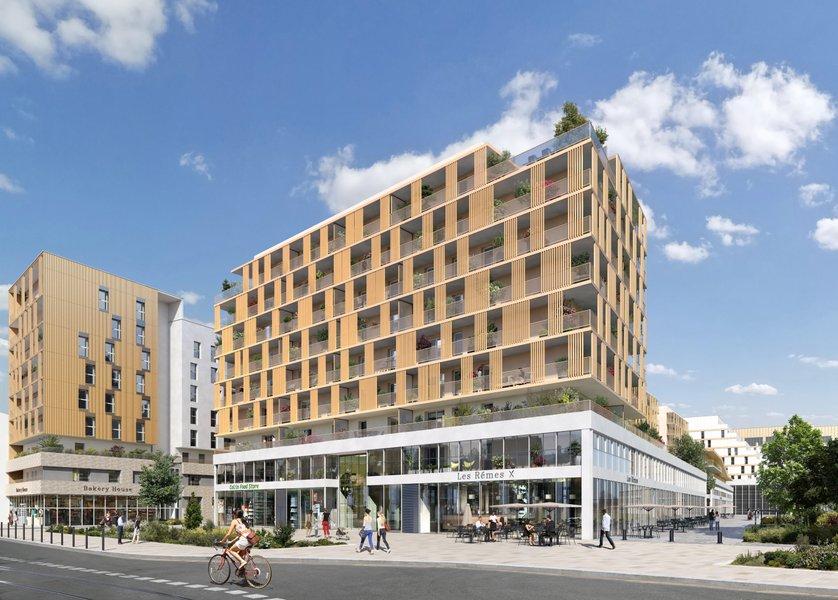 Appartements neufs Reims - Rives De Vesle