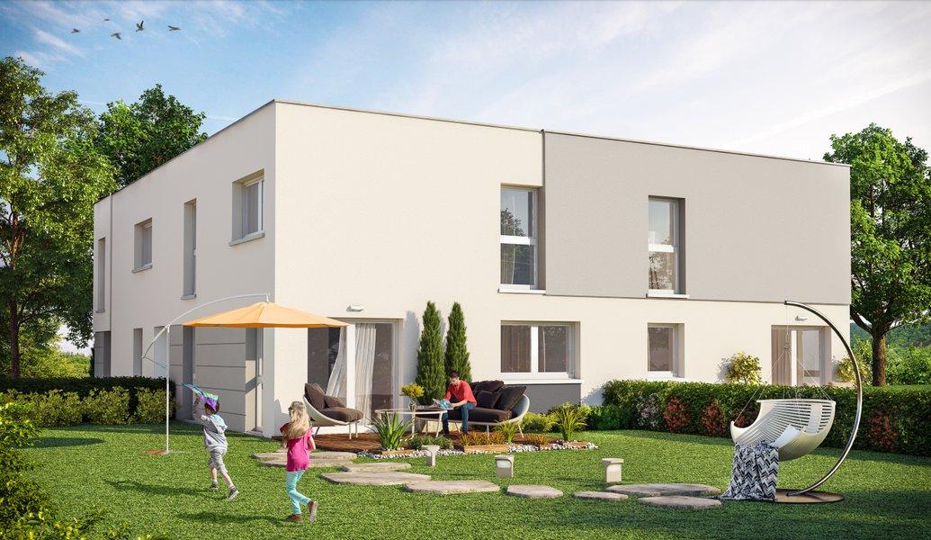 Appartements, maisons neufs Hangenbieten - Bocarres