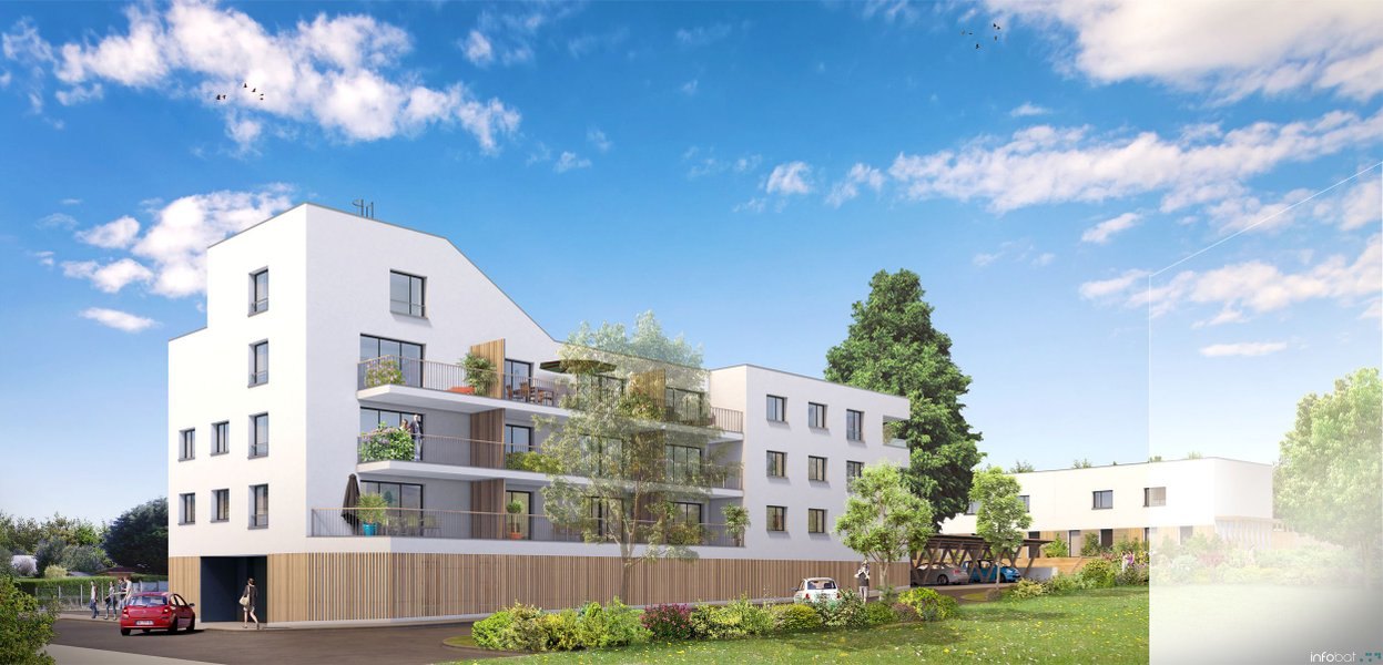 Appartements, maisons neufs Saint-nazaire - Ovaly