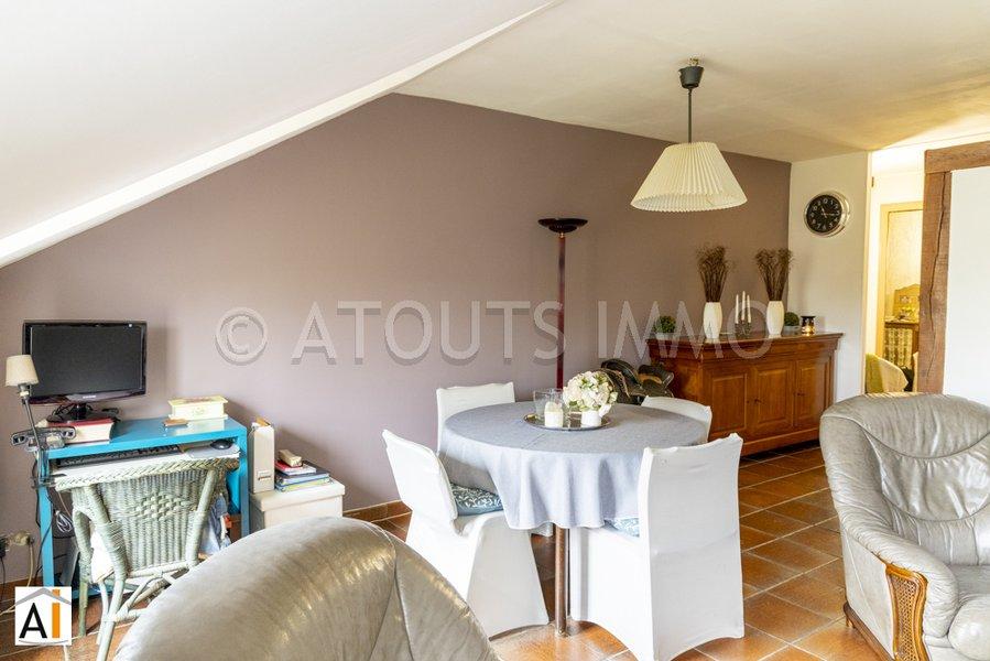 Appartement neuf Vaux-sur-seine - Appartement 72 M2 Au Calme Proche Commerces Et Gare