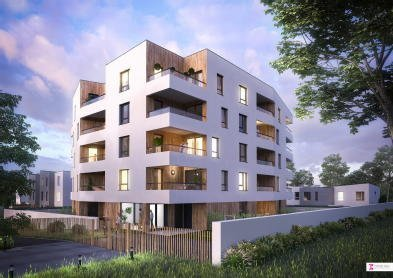 Appartements neufs Vandoeuvre-lès-nancy - Clos Des Cavaliers