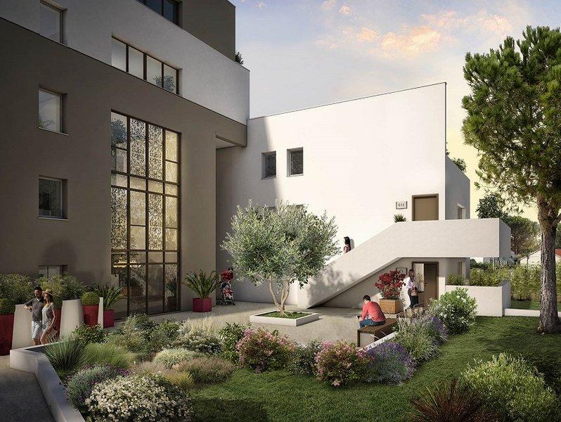 Appartements neufs Montpellier - Firenze