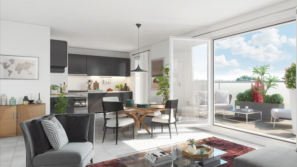 Appartements neufs Montpellier - Kaly
