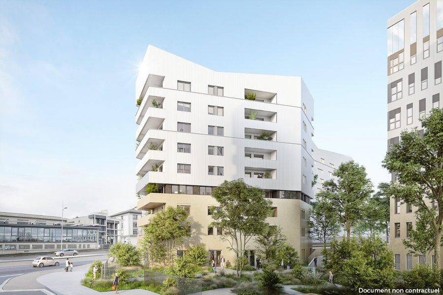 Appartements neufs Saint-nazaire - Emergence