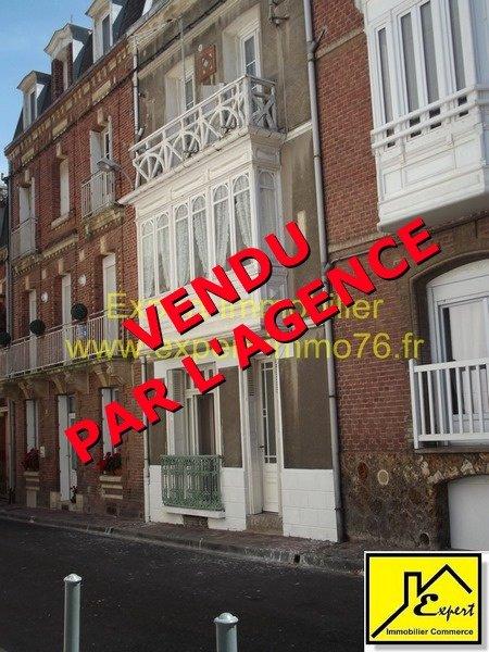 Appartement neuf Le Tréport - Studio Très Lumineux Avec Balcon