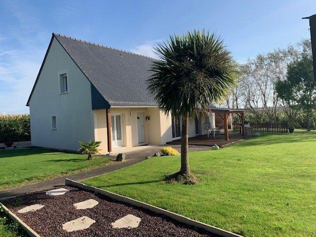 Maison neuve Pléboulle - Pleboulle - A Vendre - Maison - A 15 Min De La Plage - 4 Chambres - Hors Lotissement Terrain 2 020m2