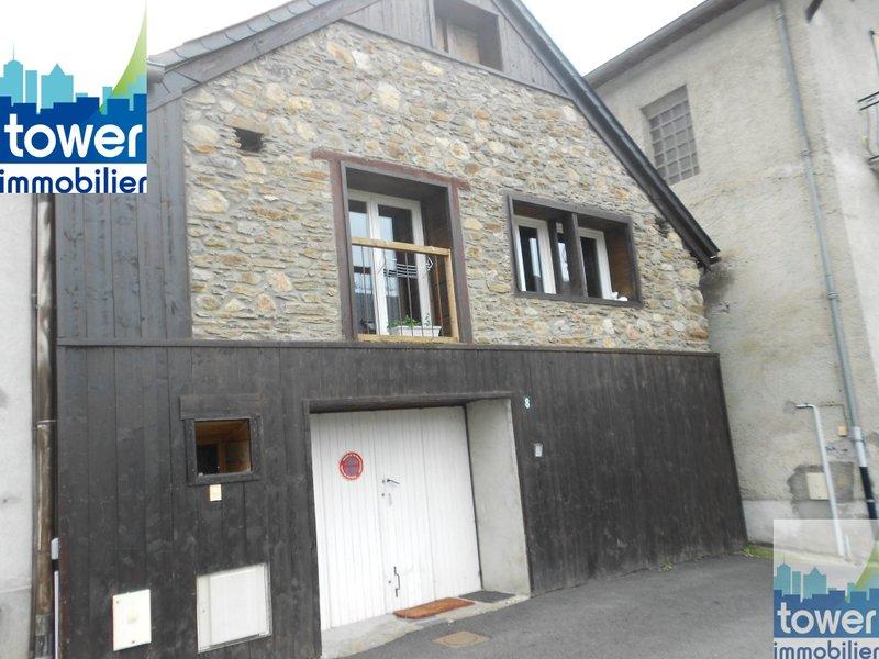 Maison neuve Saint-mamet - Proche Luchon,saint-mamet, Ravissante Grange Renovee