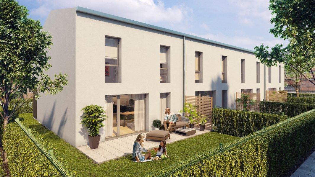 Appartement neuf Dijon - Villa Flore