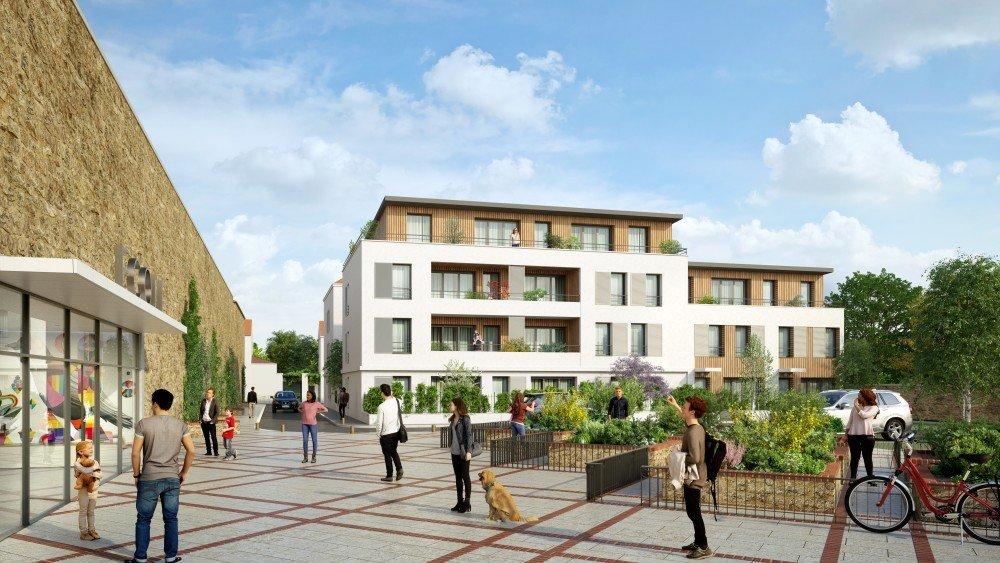 Appartements neufs Montfermeil - L'allée Des Lettres