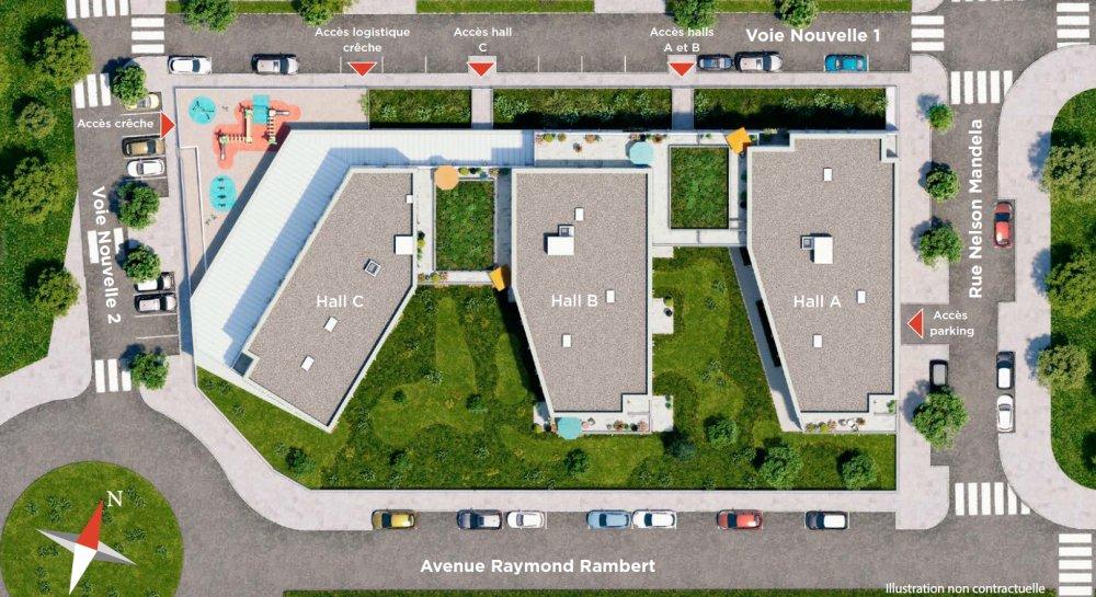 Appartements neufs Gonesse - Séquences