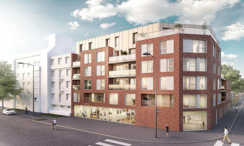 Appartements neufs Croix - Le 81 Barbieux