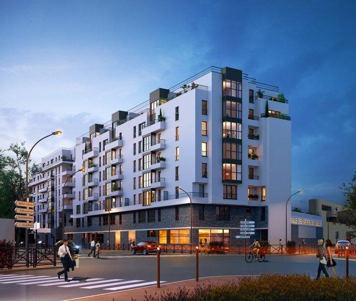 Appartements neufs Villejuif - Hello