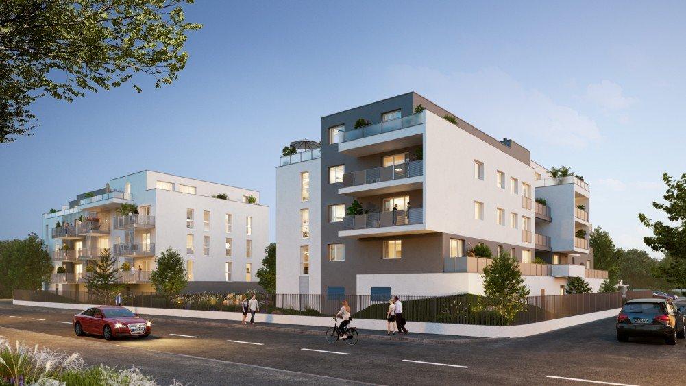 Appartements neufs Thionville - Domaine Saint-pierre