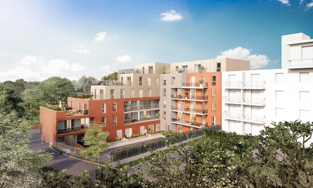 Appartements neufs Roubaix - Le 81 Barbieux