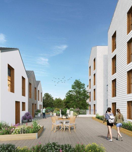 Appartements, maisons neufs Noisy-le-grand - Confidence