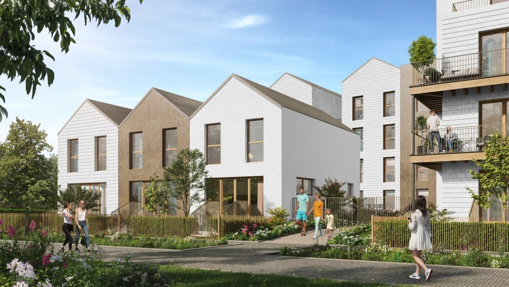 Appartements, maisons neufs Noisy-le-grand - Confidence