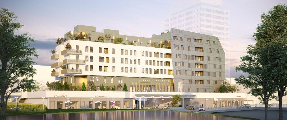 Appartements neufs Cergy - Cynergy