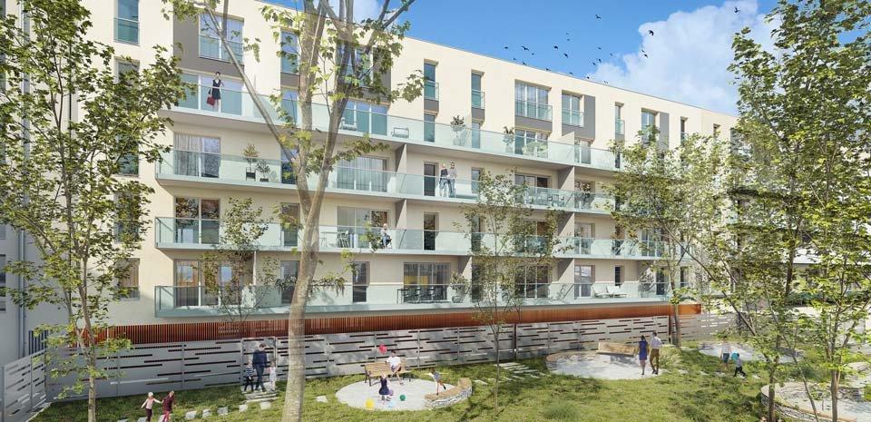 Appartements neufs Reims - Vilarmonie