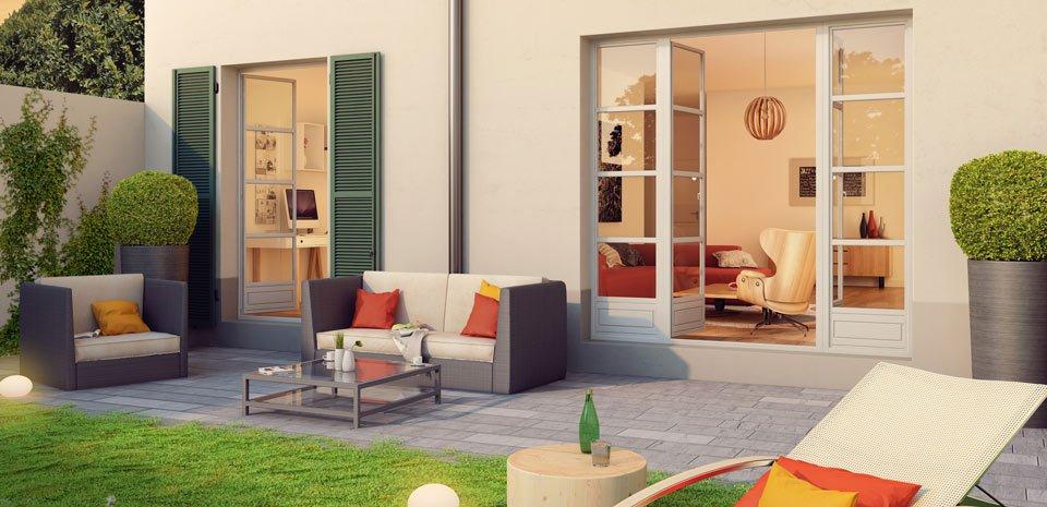 Appartements neufs Pontoise - Les Nymphéas