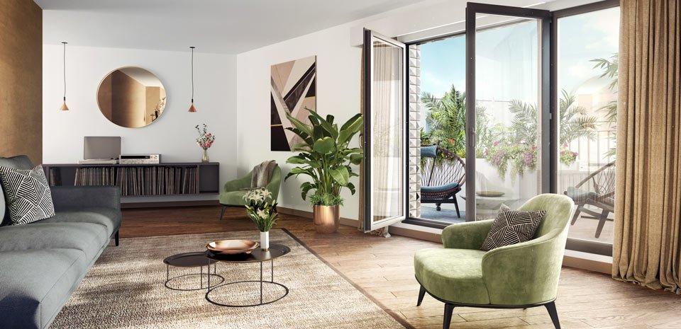 Appartements neufs Châtenay-malabry - Côté Jardin - Lavallée