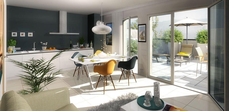 Appartements neufs Cherbourg-en-cotentin - Quai Rive Droite