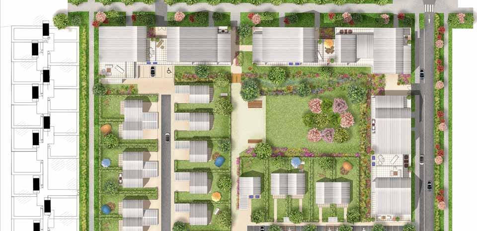 Appartements neufs Bussy-saint-georges - Le Clos Guibert