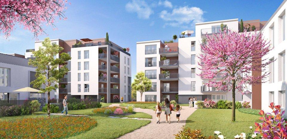 Appartements neufs Colomiers - Millésime