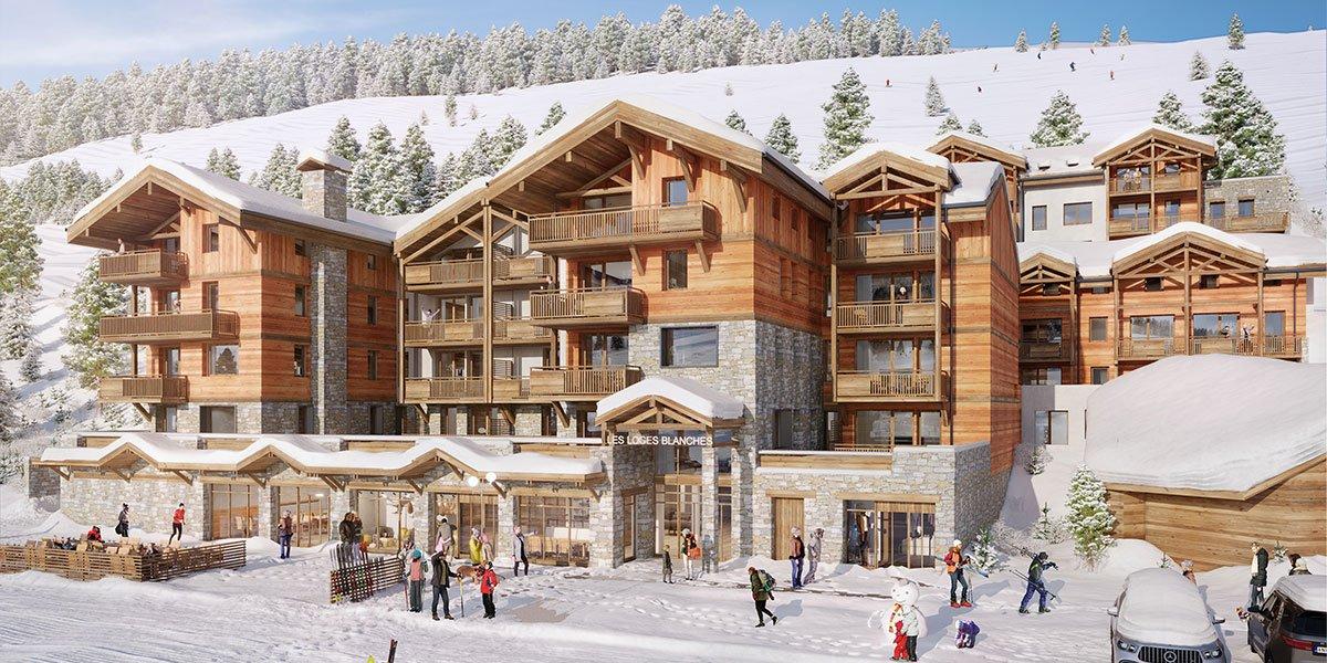 Appartements neufs Les Deux Alpes - Les Loges Blanches