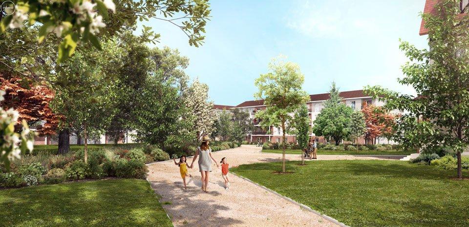 Appartements neufs La Rochette - Domaine Des Grands Chênes