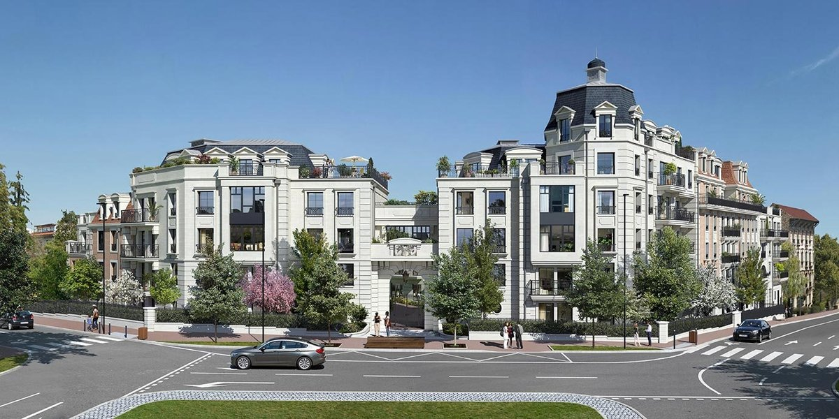 Appartements neufs Clamart - Place Du Garde