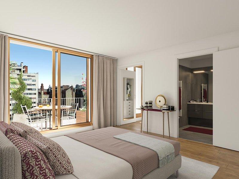 Appartements neufs Paris - Ateliers Vaugirard - Chapitre Ii