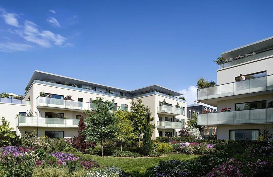 Appartement neuf Le Chesnay-rocquencourt - Rue Du Maréchal De Lattre De Tassigny