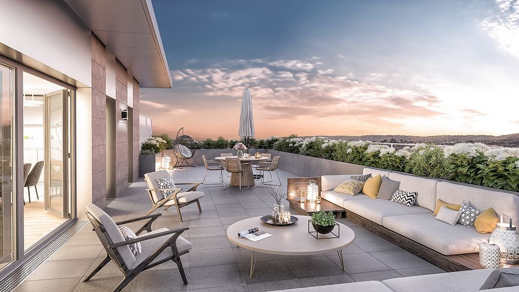 Appartement neuf Palaiseau - Rue Tronchet