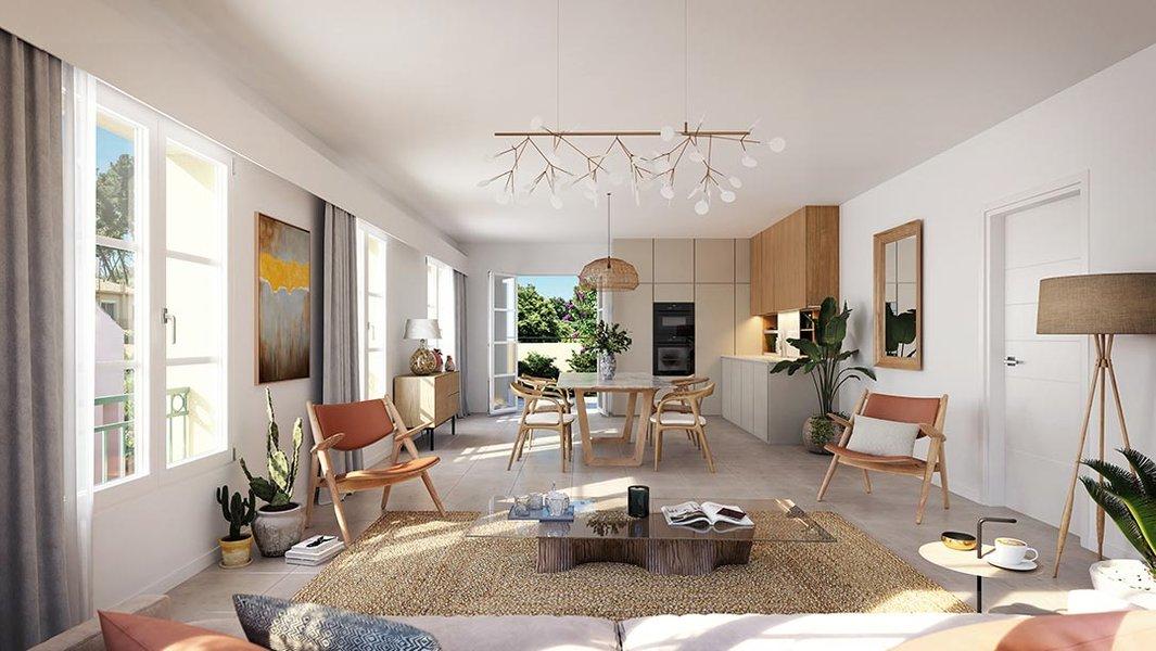 Appartements neufs Le Rouret - Chemin Des Comtes De Provence