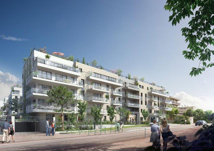 Appartement neuf Garches - 72 Colonel Rochebrune