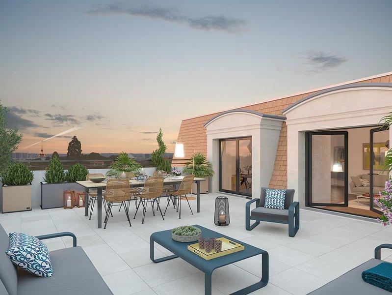 Appartements, maisons neufs Clamart - Place Du Garde