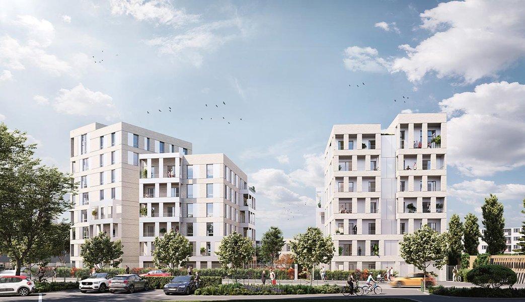 Appartements neufs Nanterre - Allée Du Colonel Fabien