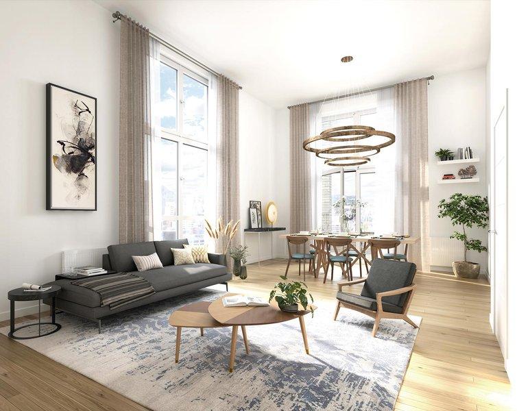 Appartement neuf Nanterre - Allée Du Colonel Fabien