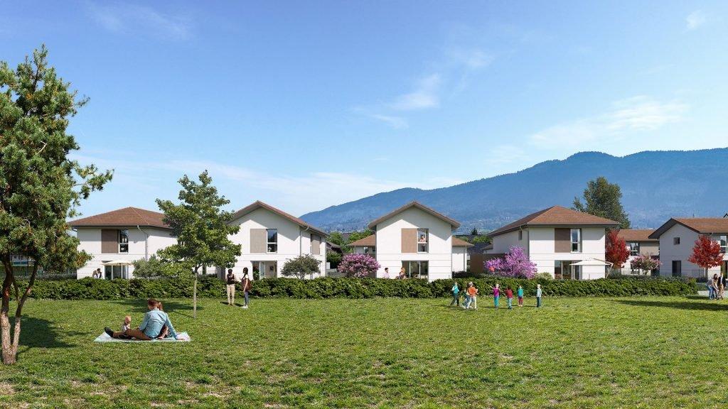 Appartements neufs Beaumont - Les Jardins Du Salève